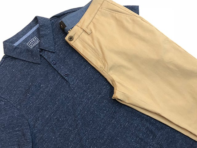 Save Over 55% When You Buy Any Pair Of Chinos And A Polo From Jachs ($69)
