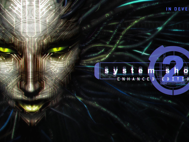 An improved version of System Shock 2 is in the works
