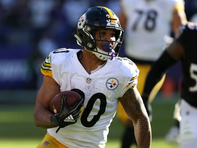 James Conner Is Making It Easy For The Steelers To Wait Out Le'Veon Bell