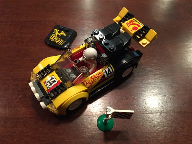Lego Rally Complete