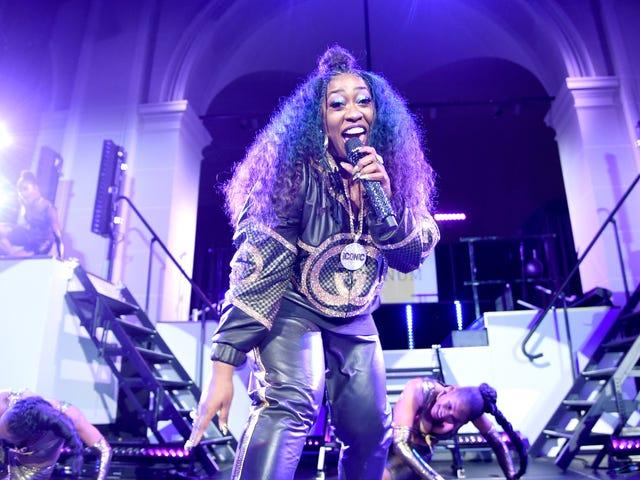 Möt Missy Elliott, den första kvinnliga hip-hop-artisten Inducted i Songwriters Hall of Fame