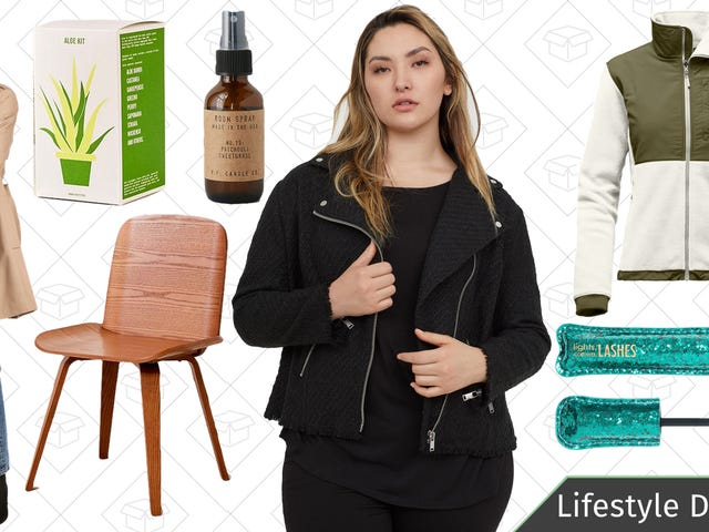 Friday's Best Lifestyle Deals: Tarte Cosmetics, The North Face, Urban Outfitters, and More