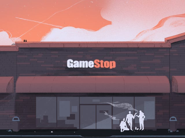 Confessions Of A Teenaged Strip-Mall GameStop Delinquent