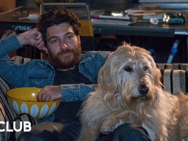 How do you cast a dog in a movie?