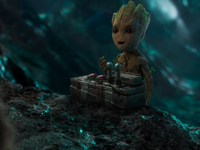 Get Your Baby Groot Shrine Started With This 'Life-Size' Guardians 2 Figure