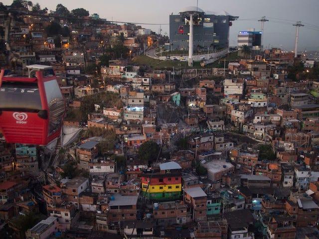 Οι φτωχογειτονιές του Ρίο θα μπορούσαν να παραμείνουν σε ακόμη χειρότερη μορφή μετά τους Ολυμπιακούς Αγώνες