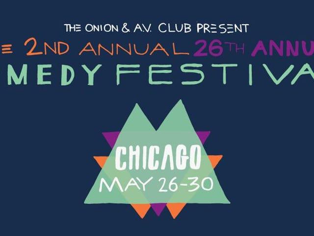 Nous lançons un autre festival d'humour