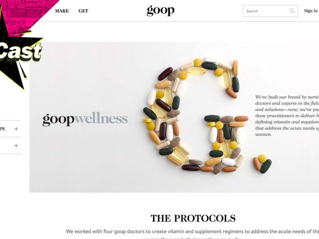 So, Is Gwyneth Paltrow a Modern-Day Snake-Oil Saleswoman?