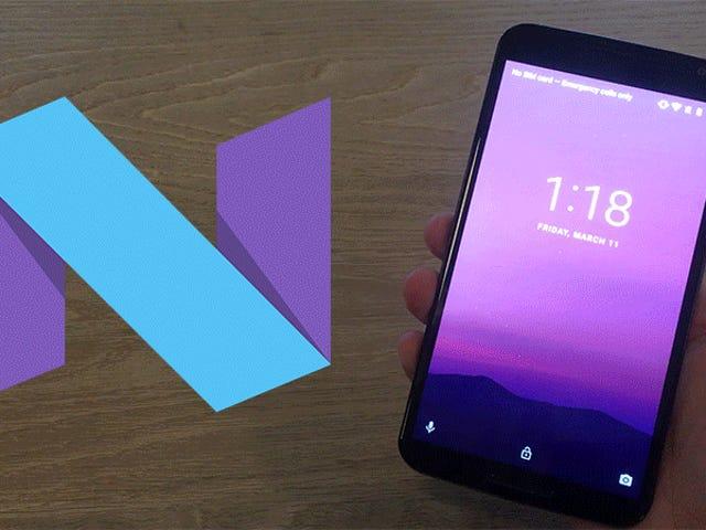 Todas las novedades de Android N en GIFs:este es el inicio de algo maravilloso