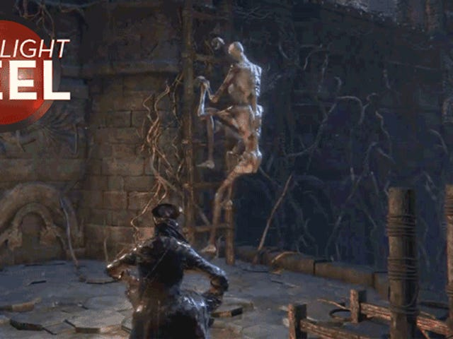 <i>Bloodborne</i> घोउल्स जस्ट हैंगिंग आउट