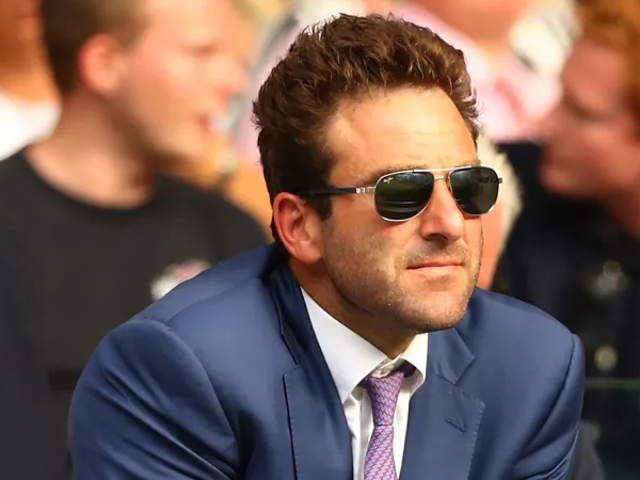 Will Justin Gimelstob's Violent History Ever Make Him A Tennis Pariah?