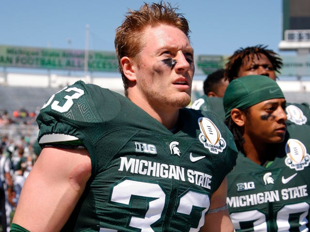Michigan State Reinstates Linebacker Who Called His Teammate The N-Word