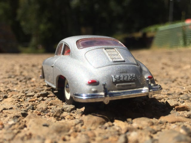 356 Day!!! 1958 356A by Dinky/Matchbox