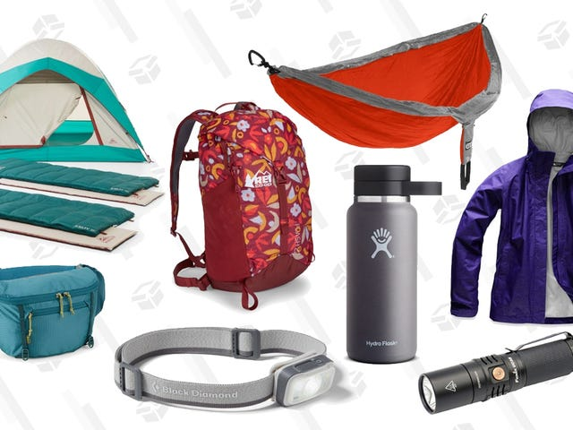REI's Shop Now, Be Done Sale Will Save You Up To 40% On Rad Gear