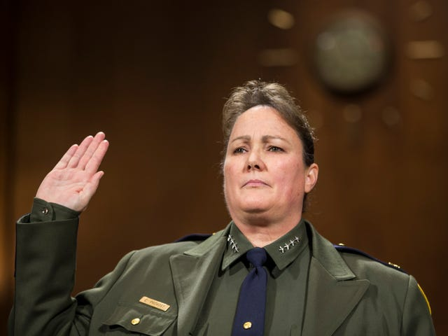 First Woman to Lead Border Patrol Was a Member of Agents' Deeply Misogynistic and Racist Secret Facebook Group
