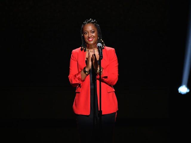 O próximo álbum do Rapsody, Eve, presta homenagem às mulheres negras;  O primeiro single 'Ibtihaj' mantém todo o caminho ao vivo