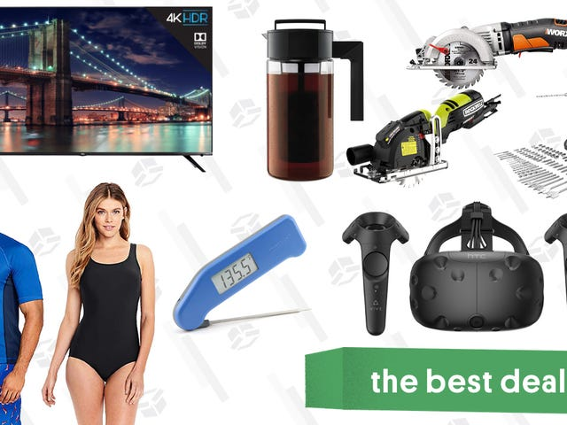 Tuesday's Best Deals: Weighted Blankets, ThermoWorks Thermapen, Bug-A-Salt Fly Gun, and More