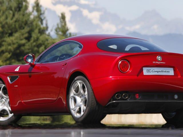How The Alfa Romeo 8C Was the Start of the Alfa Romeo Rebirth