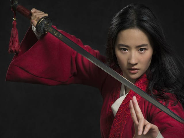 Mulan Has Arrived in This Very First Look at Disney's Live-Action Film