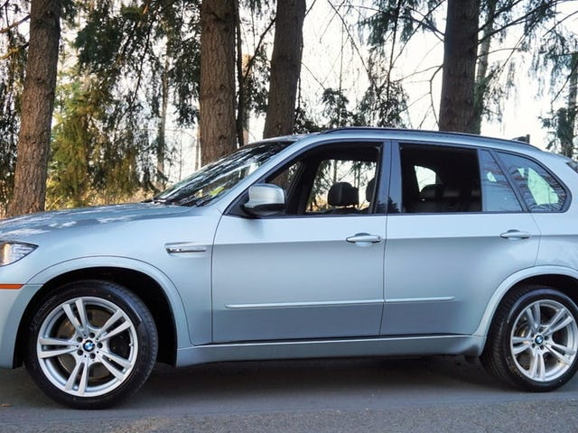 At $16,995, Could This 2010 BMW X5 M Twin Turbo put the Sport in Your Utility?