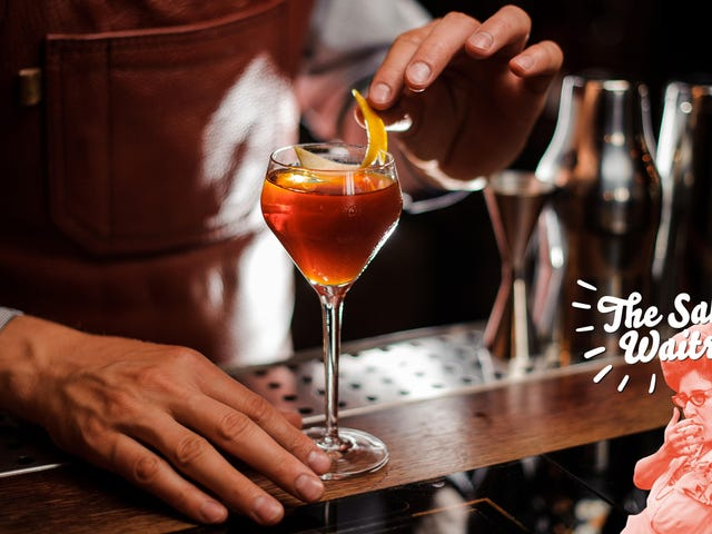 "Ask The Salty Waitress: Can I send back the ""dealer's choice"" cocktail I ordered?"