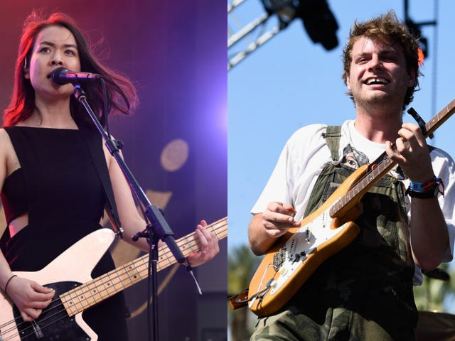 Sorry, but Mac DeMarco and Mitski are not feuding