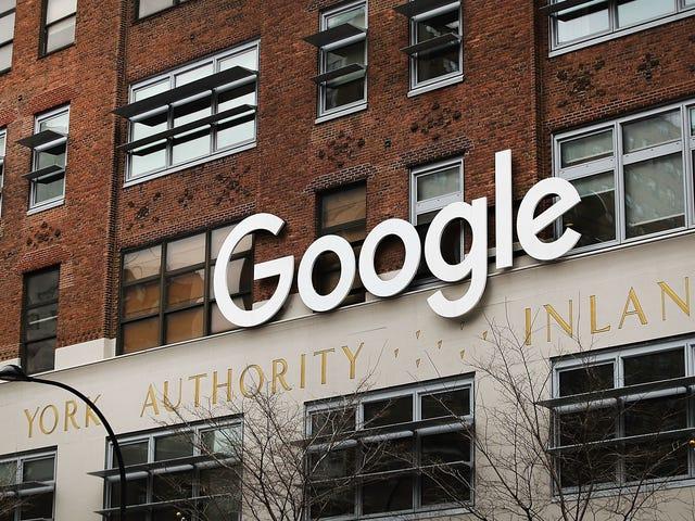 Утечка Google Memo раскрывает ошибку «щедрого» отпуска по уходу за ребенком