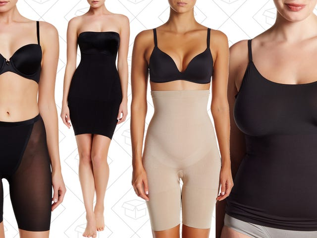 Suck In Some Savings with Nordstrom Rack's SPANX Sale