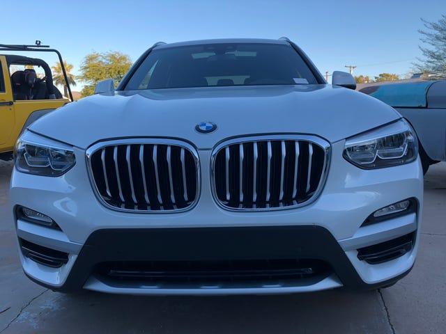 BMW drama