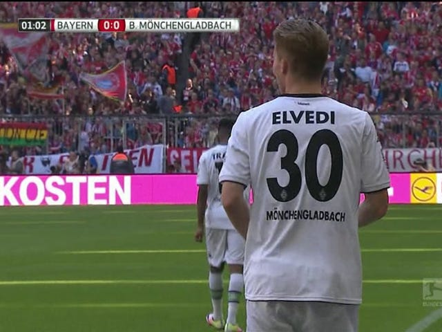 Bundesliga Broadcast Features Someone Bellowing Lionel Richie Song Off-Camera