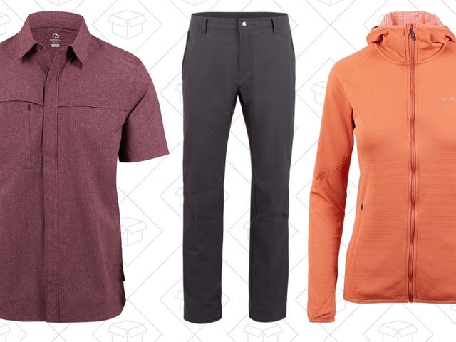 Outfit Yourself in Merrell Outdoor Gear This Spring For 20% Off