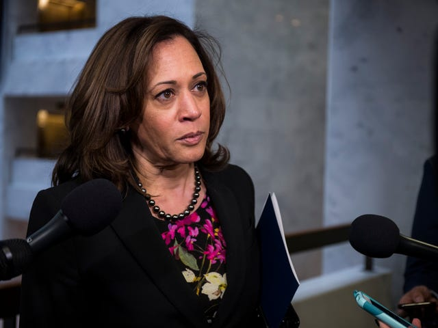Top Aide to Sen. Kamala Harris Resigns After Reports of Settlement in Gender Harassment and Discrimination Case