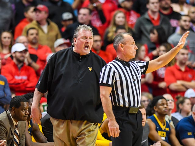 Bob Huggins Met Dan D'Antoni In A Battle For The Future Of Men's Fashion