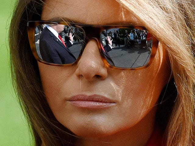 Melania Trump Hates Seeing Immigrant Children Taken From Their Parents, but Not Enough to Tell Her Husband to End It
