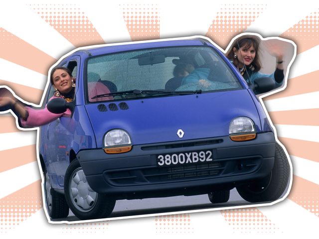 The Best Part Of 2018 Will Be That You Can Bring A Twingo To America