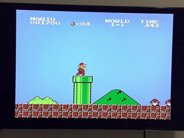 Cómo jugar a tu vieja consola en un televisor HDMI