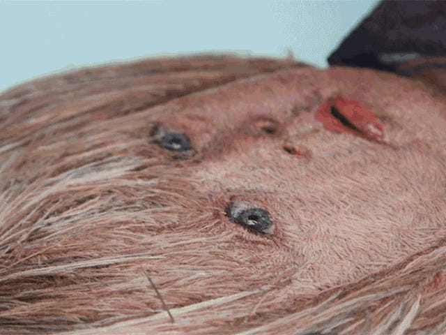 This Artist's Photorealistic Portraits Are Made From Hand-Stitched Threads Instead of Paint