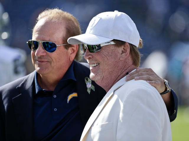 The Torture Isn't Over Yet For Chargers And Raiders Fans