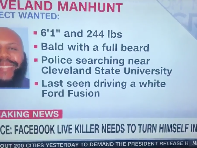 Cleveland Facebook Killer Dead by Suicide