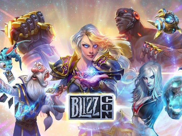 Novedades BLIZZCON 2017