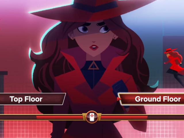 Carmen Sandiego kommer tillbaka till sina spelrötter med Netflix's Next Välj din egen special-äventyrsstil