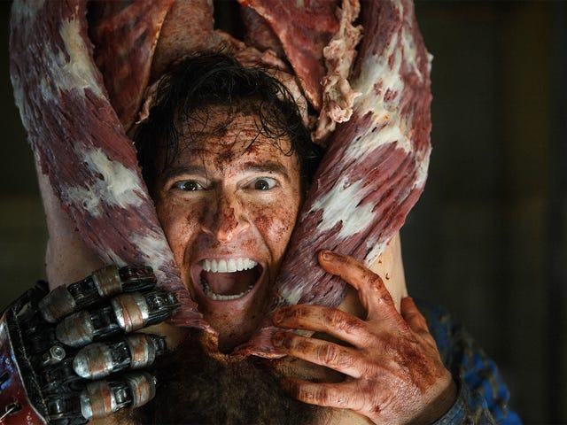 How to Catch an Early Viewing of theAsh vs Evil Dead Season Two Premiere