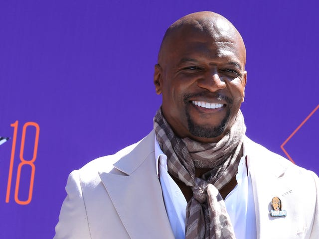 After Being Mocked for Sharing His Story, Terry Crews Tweets a Poetic #MeToo