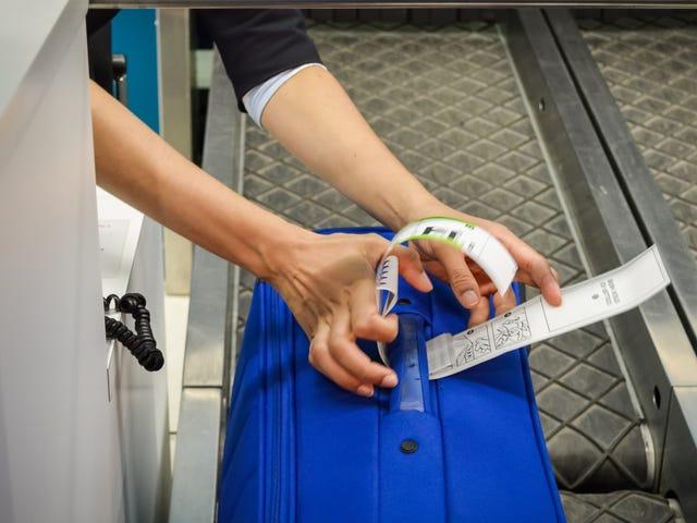 Jak wcześnie można sprawdzić torbę na lot?