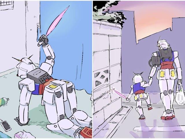 The Secret, Dull Lives Of Gundam