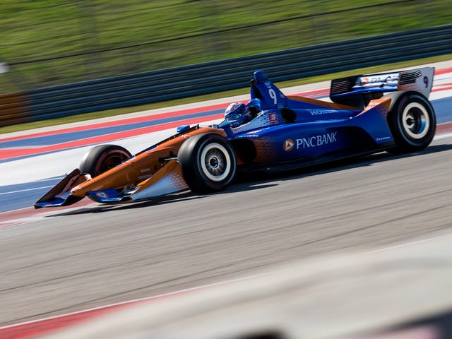 IndyCar Is Finally Throwing Fast Cars Around COTA, And It's About Damn Time