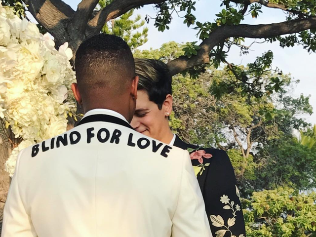 Milo Yiannopoulos Marries a Black Man