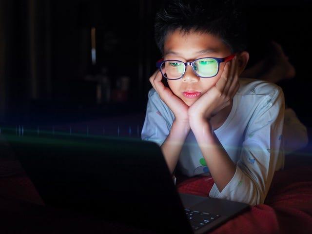 자녀에게 온라인 육식 동물의 적기를 가르치십시오