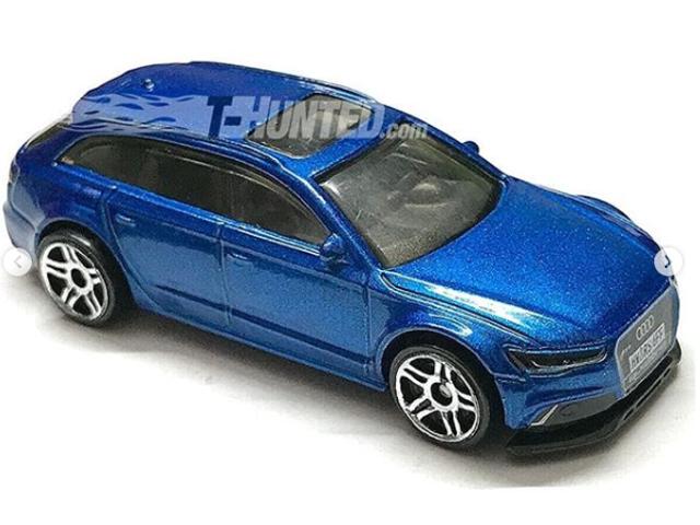 Το Audi RS6 Avant έρχεται στο Nogaro Blue και όλες τις άλλες πληροφορίες αυτή την εβδομάδα