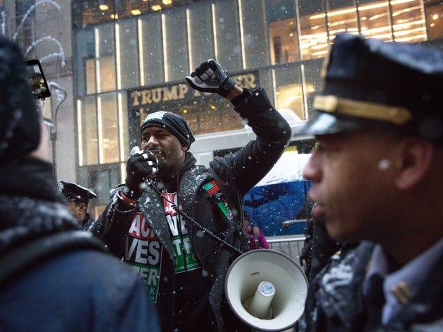 Combattre, fuir ou geler?  Trump est le test d'histoire ultime pour l'Amérique noire